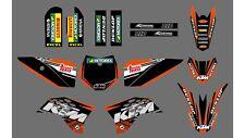 2009 2010 2011 2012 2013 2014 2015 KTM 50SX 50 SX KTM50SX Graphics Decals 50 SXS