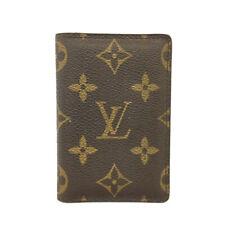 Louis Vuitton Monogram Organizer De Poche Card Case /90738