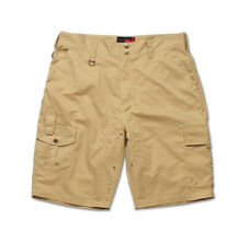 New 2015 Dakine Mens Polebender Fishing Shorts 34 Khaki
