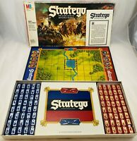 1986 Stratego Game by Milton Bradley Complete in Great Condition FREE SHIPPING