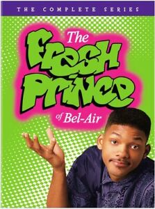 The Fresh Prince of Bel-Air: The Complete Series (DVD)
