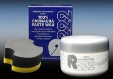 R222 100% Carnauba Paste Wax 200ml Pot & Foam Pad Car Detailing previously P21S