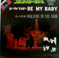 "7"" 1968 JAPAN PRESS RARE MINT-! THE RONETTES Be My Baby"