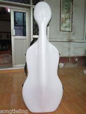 Great white carbon fiber composite material cello case 4/4 zhao
