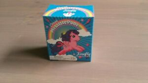 Classic My Little Pony Firefly and illustrated book.