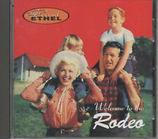 Blessed Ethel Welcome To The Rodeo CD NEU Pullman Car To Venus Calico B