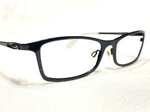 Oakley Martyr OX5083-0250 Women's Polished Black Eyeglasses Frames 50/16~134