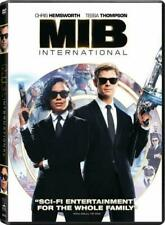 Men In Black: International (Dvd, 2019) Brand New Factory Sealed