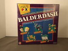 NEW SEALED Balderdash The Classic Bluffing Board Game Mattel