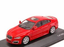 JAGUAR XFR 2010 RED WHITEBOX WB230 1/43 IXO DIE CAST MODEL ROSSO ROUGE ROT