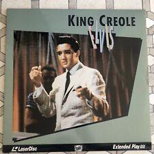 King Creole - Elvis - Laserdisc