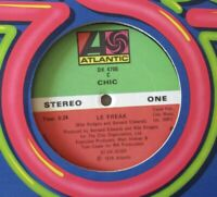 "CHIC - Le Freak ~ 12"" Single CANADIAN PRESS"