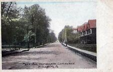 Penn Avenue near Hospital in Wilkinsburg PA OLD