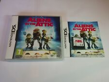 Aliens in the Attic - Nintendo DS - 2DS 3DS DSi - Free, Fast P&P!