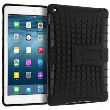 Coque Ultra-résistante Protection Antichocs Apple iPad Air 2 - Bimatière Noir
