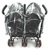 Buggy Kinderwagen Kinderwagen Doppel Seite-durch-seite Geschenk Baby Pram R P0H2