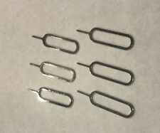 5x Sim Card Tray Remover Eject Pin Key Tool for IPhone Samsung & more US Seller