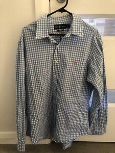 Ralph Lauren Long Sleeve Shirt - Size Large