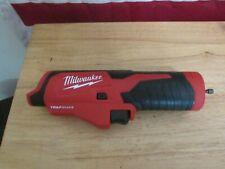 New listing Pre Owned Milwaukee M12 12 V Trapsnake Driver 14-50-2576 782