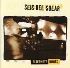 Seis Del Solar - Alternate Roots [New CD]
