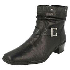 Rieker Zip Ankle Boots for Women