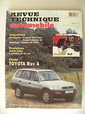 revue technique automobile RTA Toyota Rav 4