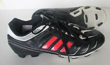 Youth sz 4.5 adidas Ezeiro III TRX Soccer Cleats size 4.5Y Kids Black Boys Girls