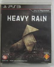 PlayStation 3 PS3 Heavy Rain
