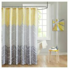 Shower Curtain & Canvas Art Set Intelligent Design Adel Microfiber Printed 72x72