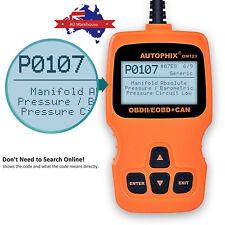 Diagnostic Auto Tools OBDII Code Reader Scanner For Audi Nissan Chrysler Toyota