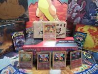 Charizard theme Pokemon Mystery Tin - Sealed Boosters, Promo, Cards & Extras