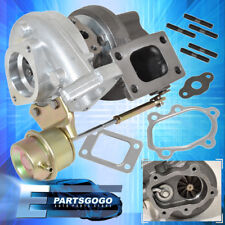 T25/T28 Turbo Charger With Internal Wastegate Jdm For 240Sx S13 Ca18Det Sr20Det