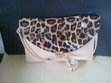 Women bags Leopard print handbags faux leather
