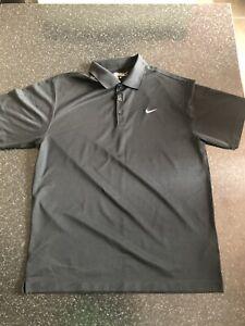 nike golf polo shirts large