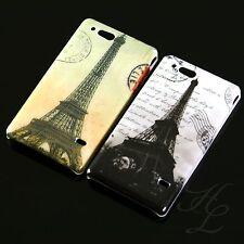 2x SET Sony Ericsson ST27i Xperia Go Hard Handy Case Schutz Hülle Etui France