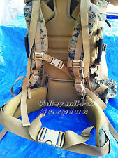 USMC Digital Marpat ILBE Back Pack (Complete) Arcteryx , Mfg by Proper Int.