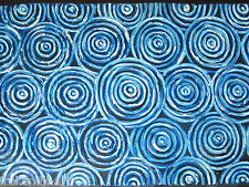 abstract original Art oil Painting Australia  Made To Order BLUE