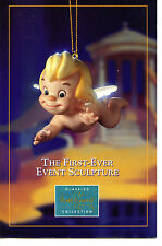 Fantasia Cupid-Flight of Fancy-Walt Disney Ornament-Modern Advertising Postcard