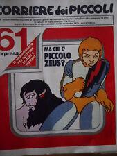 Corriere dei Piccoli 46 1978 DIARIO DI STEFI DI  G.NIDASIO   [C20]
