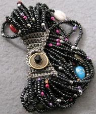 Bracelet-Wrist Jewelry-Fashion Style Multi-Color Acrylic Beads Multi-Layer