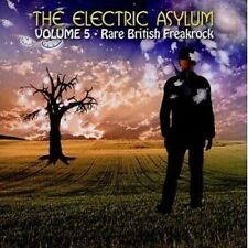 Electric Asylum Vol.5 CD NEW SEALED Glam/Prog Tracey Dean/Hector/Slow Dog/Squeek
