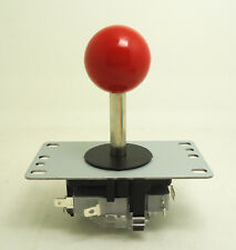 8 way type NO microswitch arcade game joystick with RED for game machine