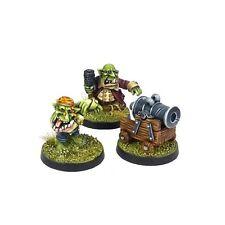 Kromlech BNIB Goblin Piratas Deck Cannon krm066