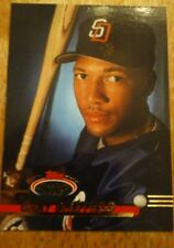 1993 Topps Stadium Club Gary Sheffield #618, San Diego Padres Card