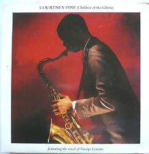 "COURTNEY PINE - Children of the ghetto - UK-7""-Single"
