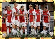 Panini Fifa 365 2020 Sticker 282 - AFC Aiax Living Football