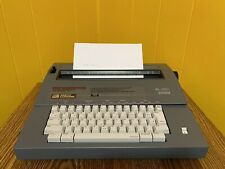 Smith Corona Model Sl 480 Vintage Word Processorelectronic Typewriter Tested