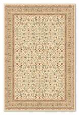 TOP QUALITY CREAM Traditional Persian Des. 100% Wool Hearth Rug 62x120cm 60%OFF