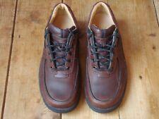 CLARKS ACTIVE AIR mens shoes VGC size UK6 brown