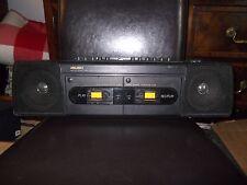 Bush MW/FM Stereo Cassette Recorder SRC-261